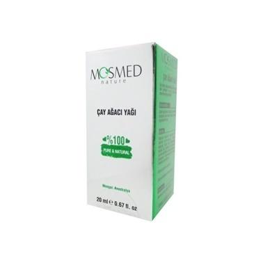 Moos Tea Tree Oil 20ml Renksiz